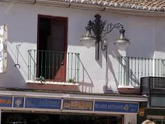 Torremolinos balcony