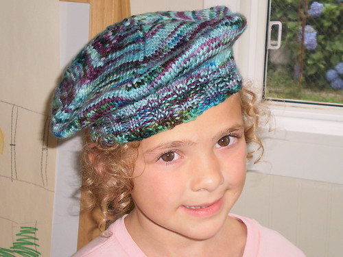 Willow's beret B