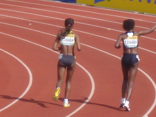 The Dibaba Sisters