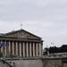 Palais Bourbon - National Assembly of France - Pont de la Concorde - Eiffel Tower