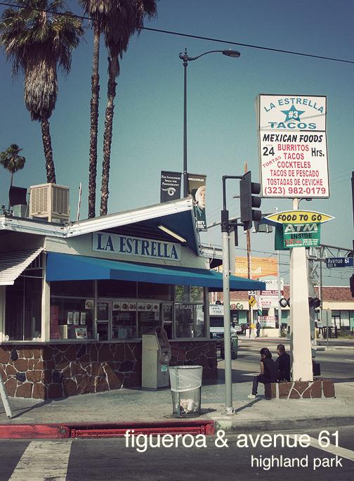 La Estrella Highland Park, Los Angeles