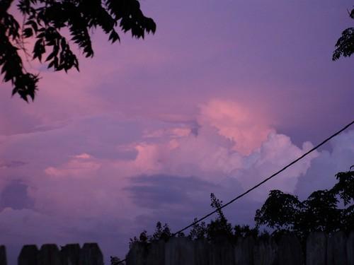 Dusk Cloudscape 1