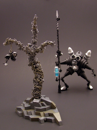 LEGO Mech Death Tree