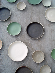 porcelain bowls (kirstievn) Tags: blue white color colour green colors ceramic grey design beige ceramics colours natural clay borden pottery plates bowls klei porcelain kirstie wellbeing kleur keramiek kleuren servies porselein schalen natuurlijk aards designacademyeindhoven vannoort kirstievannoort manandwellbeing wellbeingdesignacademyeindhoven wellbeingdesignacademie designacademywellbeing