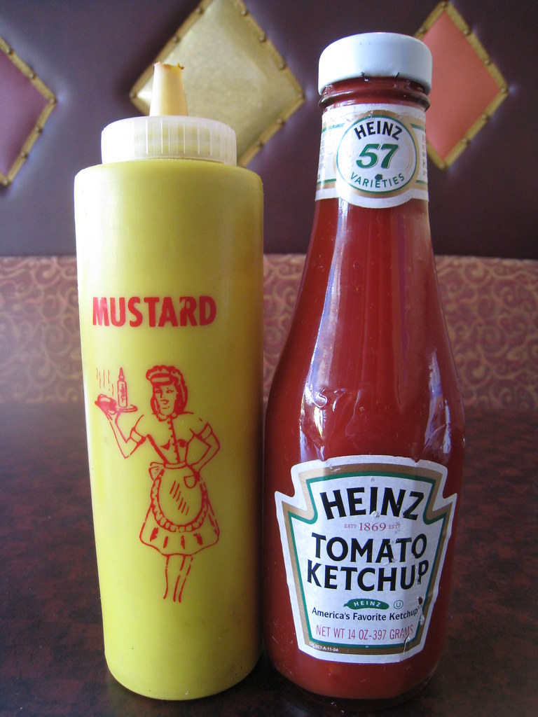 Mustard & Ketchup