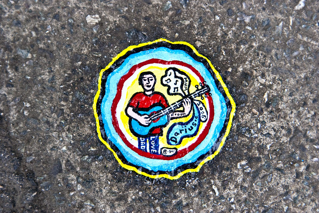 chewing gum art