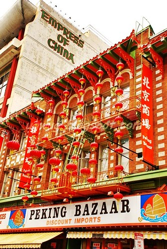 Chinatown in SF
