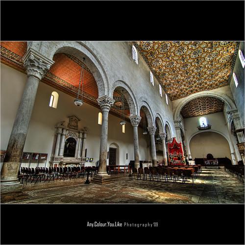 Cattedrale Otranto Interno