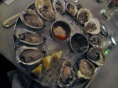neptune oysters sampler