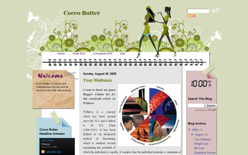 Cocco Butter