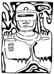 RoboMazeCop