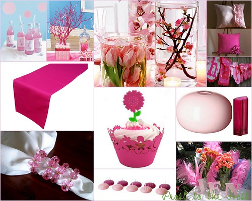 Pinkalicious baby shower