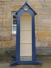 Garita del Palacio de Hollyrood (Rubn Hoya) Tags: uk booth scotland edinburgh united kingdom palace escocia gran edimburgo garita reino unido palacio hollyrood bretaa scotlanda