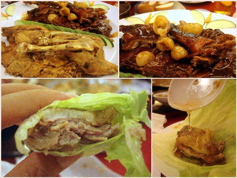 Longan Pipa Duck & Sichuan Crispy Duck