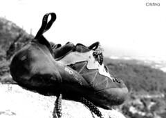 Reportaje b/n (Oli_V) Tags: escalada boreal