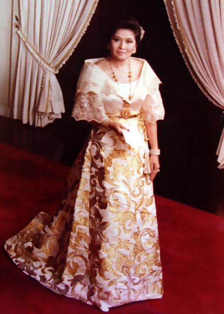 Imelda Romualdez Marcos by ramonlopez