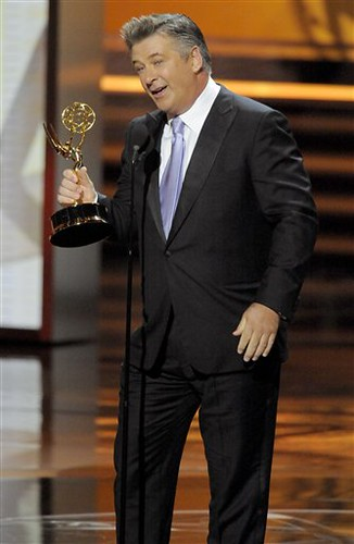 Alec Baldwin Emmy 2009