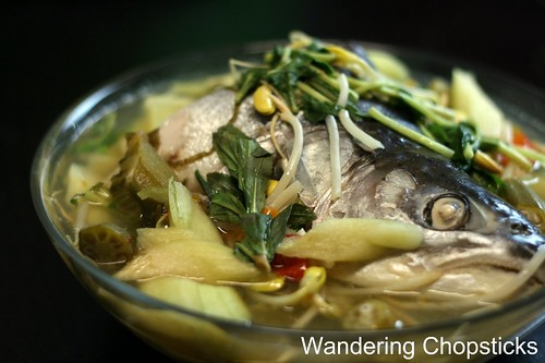 Canh Chua Ca (Vietnamese Sour Fish Soup) 1