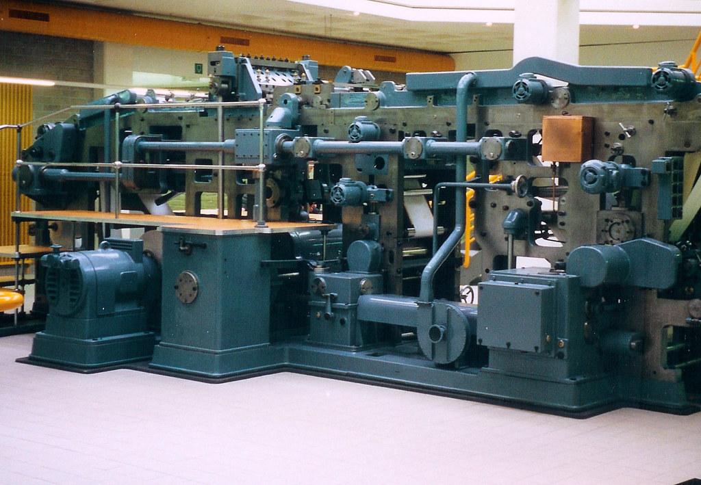 Stamp Printing Works, Belgium