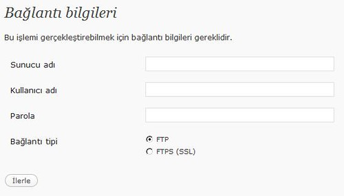 Wordpress Tema nasıl kurulur? by you.