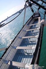 Life boat, HMS Warrior (de Ruiter,S.R.) Tags: ships portsmouth hmswarrior historicdockyards
