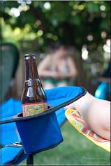 Where did summer go? (Freeman Mester) Tags: seattle summer beer nikon bokeh bbq 50mmf14 newbelgium d90
