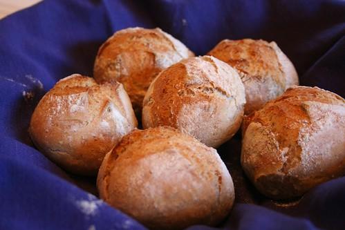 Peasant rolls