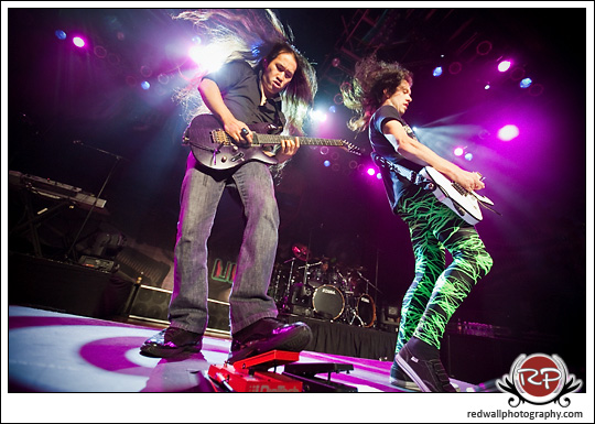 Dragonforce @ House of Blues
