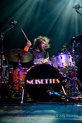 Noisettes @ Melkweg 01/10/2009