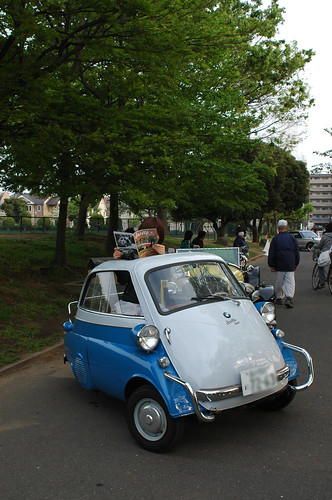 My isetta Isetta-Journal