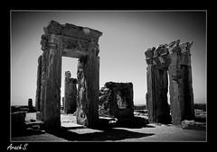 :X PerspoliS :X (Arash Sefid) Tags: bw love proud persian nikon iran persia arash shiraz perspolis takhtejamshid 18135 d80 arashsefid