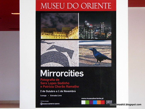 mirrorcities @ museu do oriente