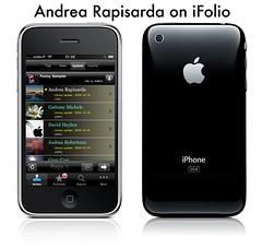 My photos on iFolio