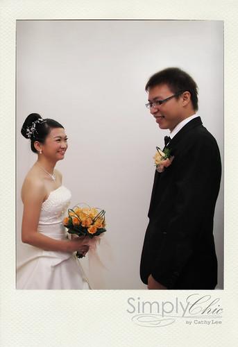 Shiau Chyn ~ Wedding Day