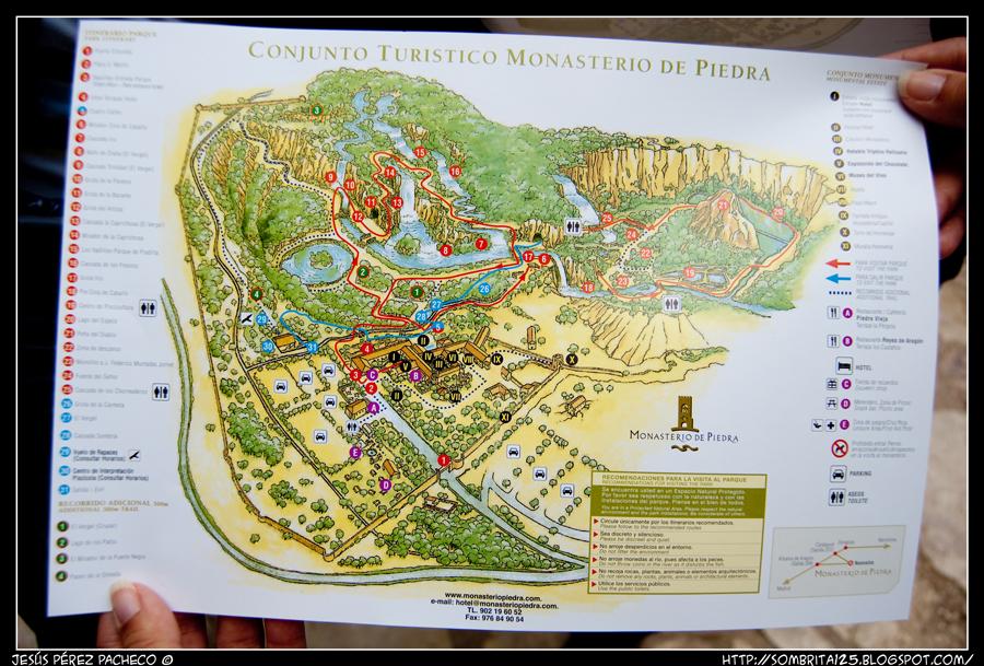 Conjunto Turistico Monasterio de Piedra en Nuévalos, Aragón | Fotonazos - Viajes y fotografías