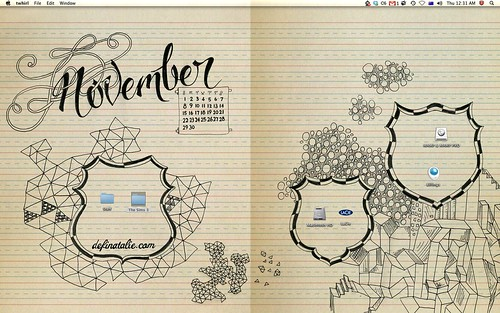November desktop demo