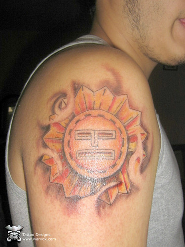 COM PreColumbian, Peruvian, Mexican, Taino tattoos, inspired by Mayan, Inca