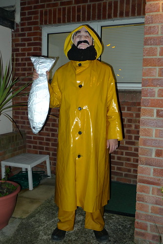 This is my Yellow Fisherman
