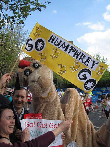 Go Humphrey Go