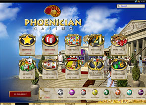 Phoenician Casino Lobby