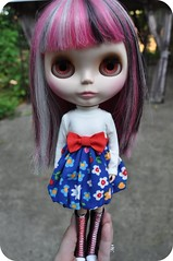 153/365 Dressed for Date Night (Lawdeda ) Tags: clock by night wonderful is dress ooak awesome adorable 365 date custom thefuture ih abad the ticking 153 rbl reroot 153365 ablytheaday