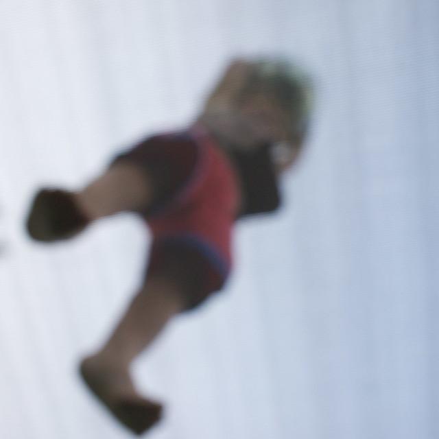 gid, jumping.