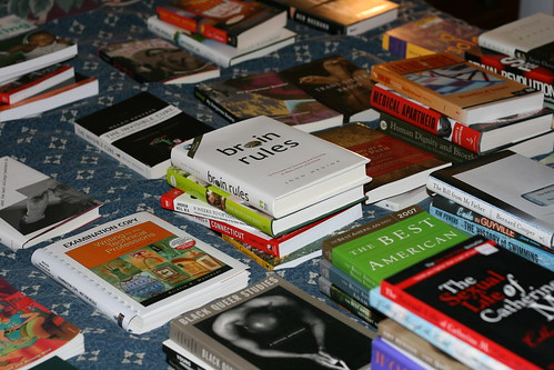 Organizing the Books