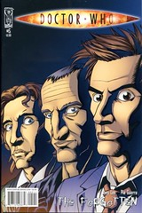 Doctor Who: The Forgotten #5 (_mel42_) Tags: television books doctorwho comicbooks sciencefiction thedoctor davidtennant christophereccleston paulmcgann gotonebay theninthdoctor thetenthdoctor vortexloop theeighthdoctor