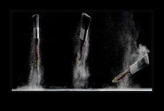 Bounce (ICT_photo) Tags: studio guelph powder paintbrush bounce talcum tamron90 strobist ictphoto ianthomasphotography ianthomasguelphontario