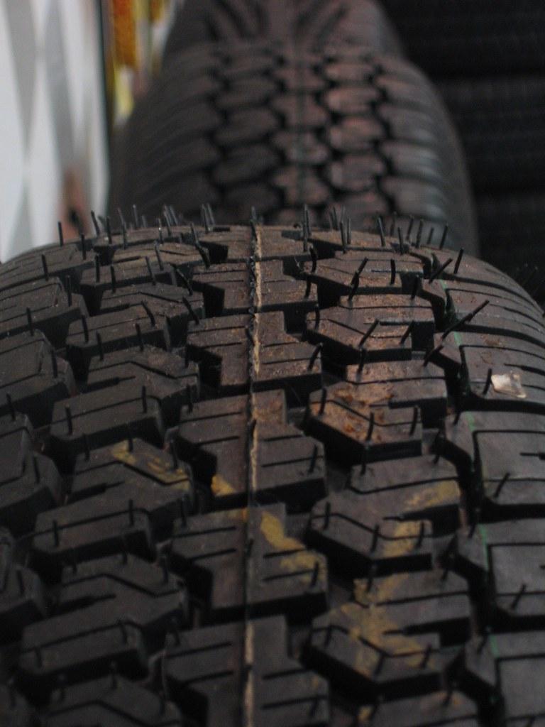 01 19 - Tire Treads (19/365)