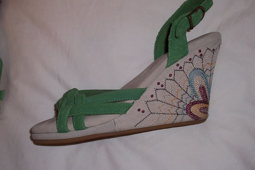 jenny's shoes by you.