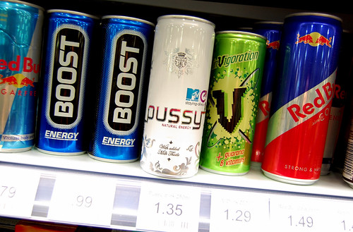 Energy Drink Unfortunately by Guudmorning!, on Flickr
