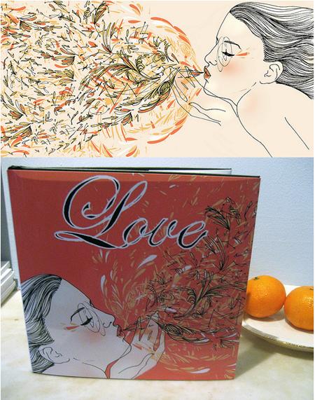 Love, an art book