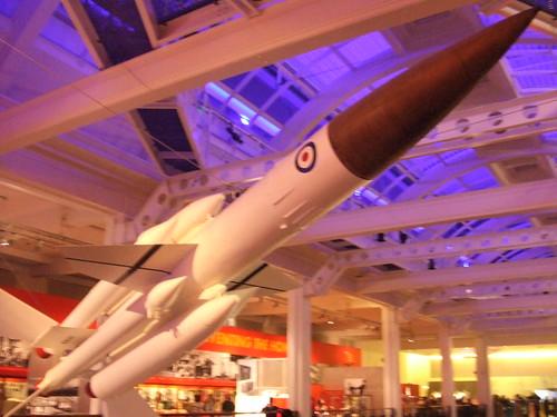 Rocket Science Science Museum Rocket